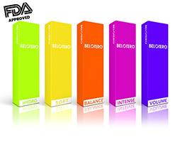 מגוון המוצרים של ®Belotero מורכב מחומרי מילוי מתקדמים העשויים חומצה היאלורונית, שנבדקו בקפידה ואושרו כבטוחים לשימוש.